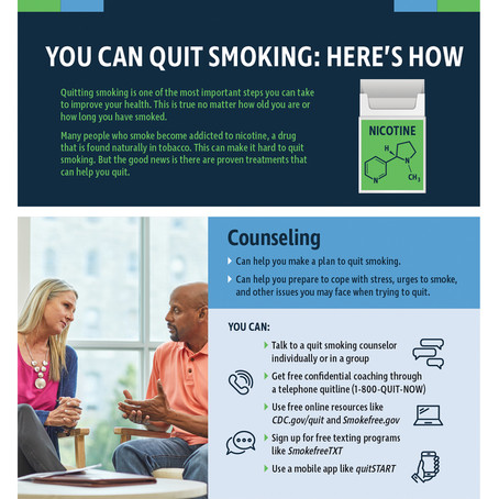 Get Help Quitting Today