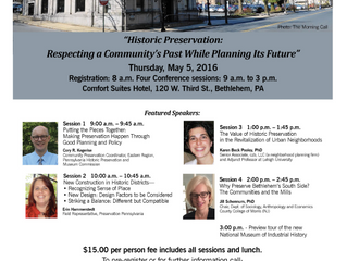 Historic Preservation: Respecting a Community's Past While Planning Its Future