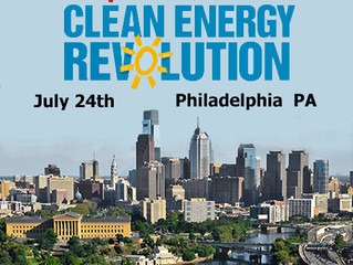 March for a Clean Energy Revolution