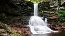 22 Waterfalls Hike at Ricketts Glen State Park