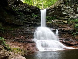 22 Waterfalls Hike at Ricketts Glen State Park
