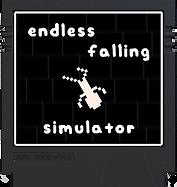 Endless Falling Simulator Cartridge