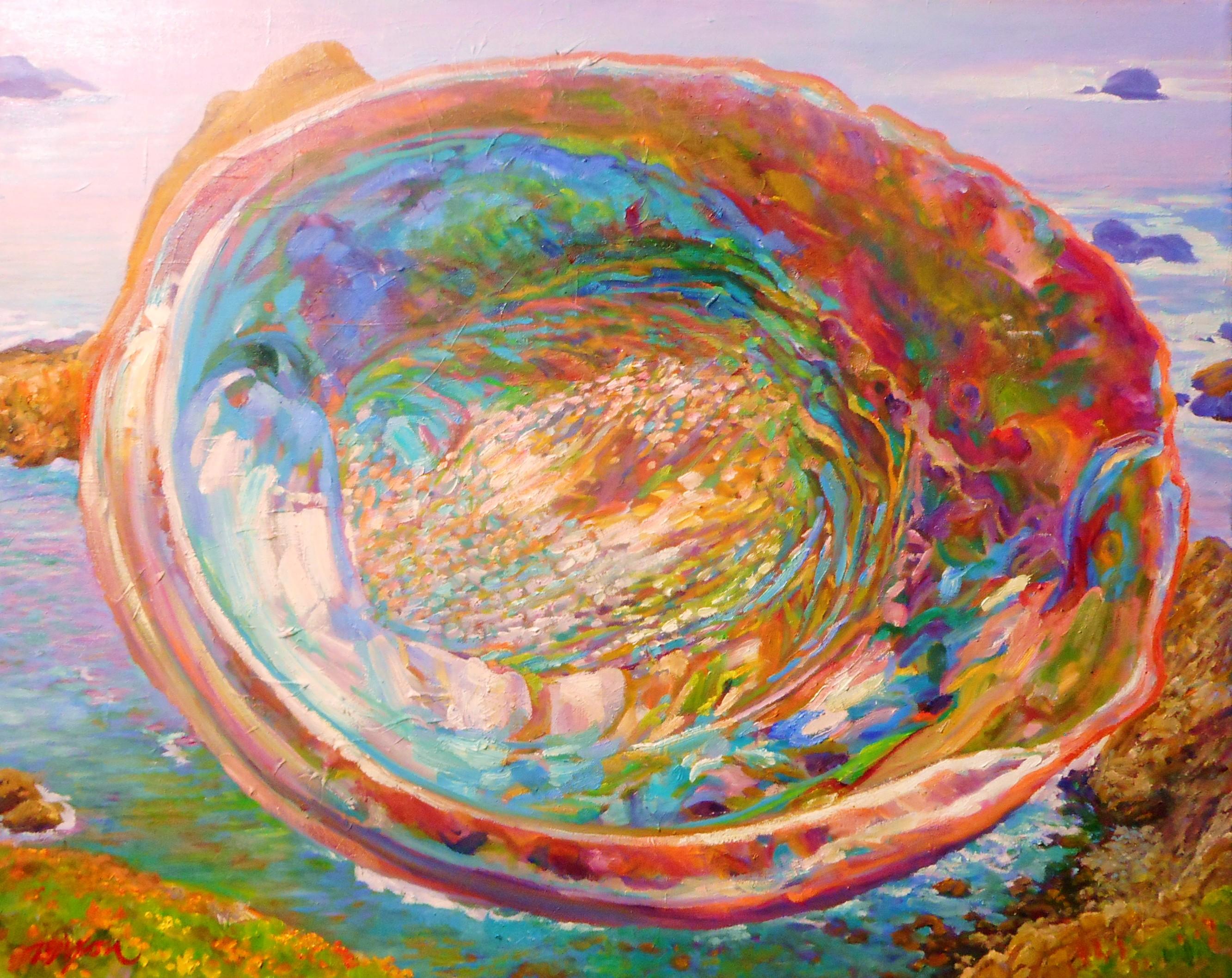 Abalone Shell #12