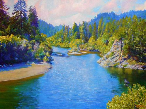 ' River Beauty '