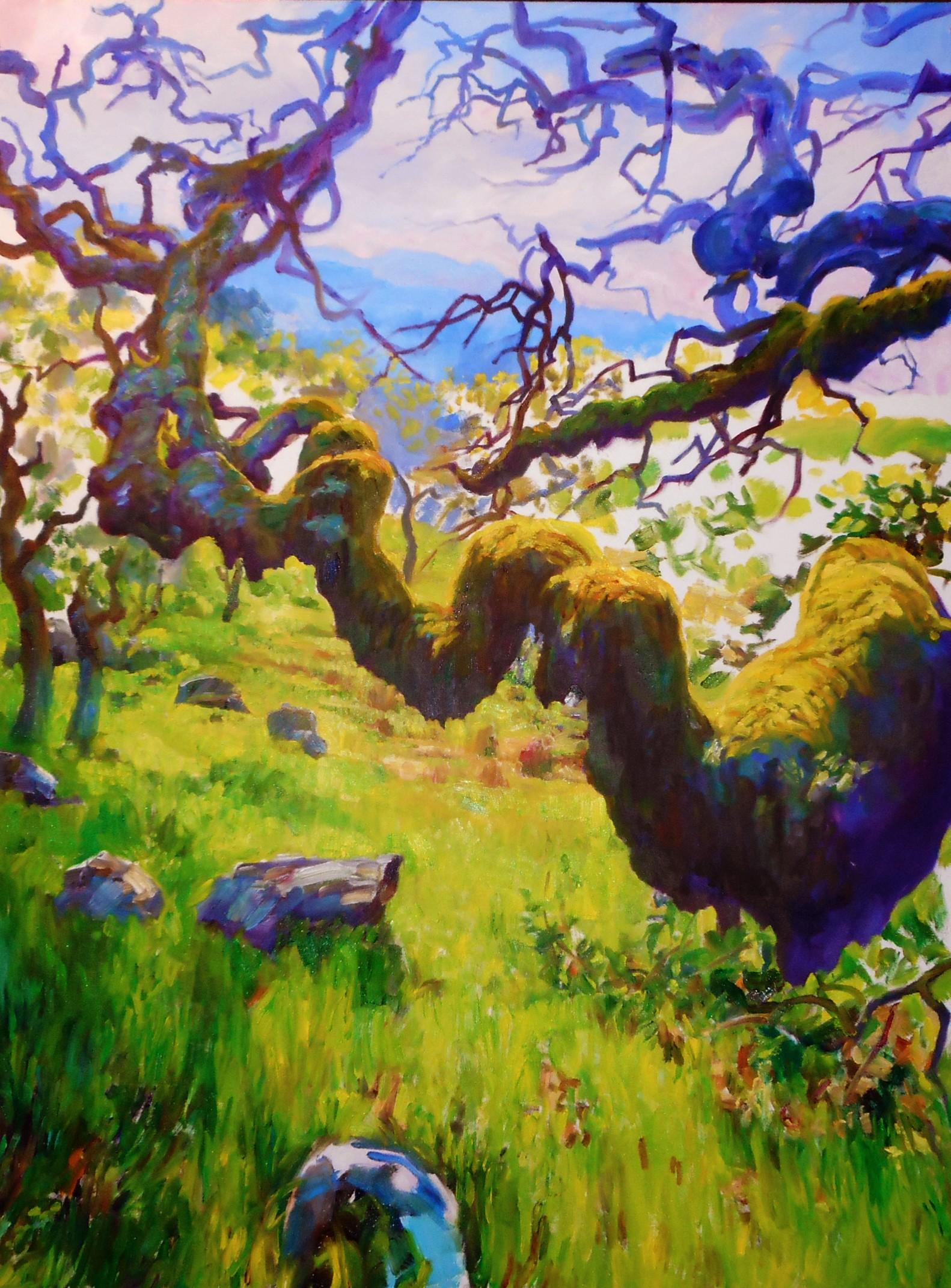 Ancestor Oak
