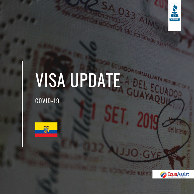 VISA FINE WAIVER & VISA PROCESSING SUSPENSION DURING COVID-19 EMERGENCY