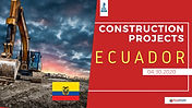 ECUAASSIST CONSTRUCTION PROJECTS ECUADOR