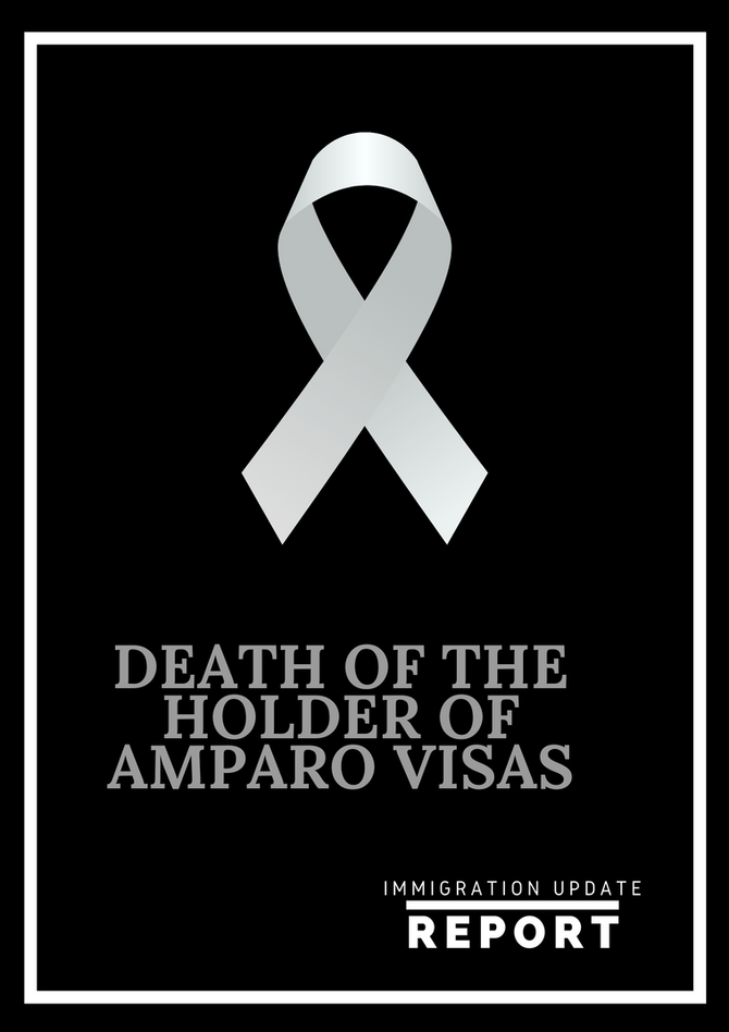 AMPARO VISA? Please read this, you will no regret it. (Updated 2021)