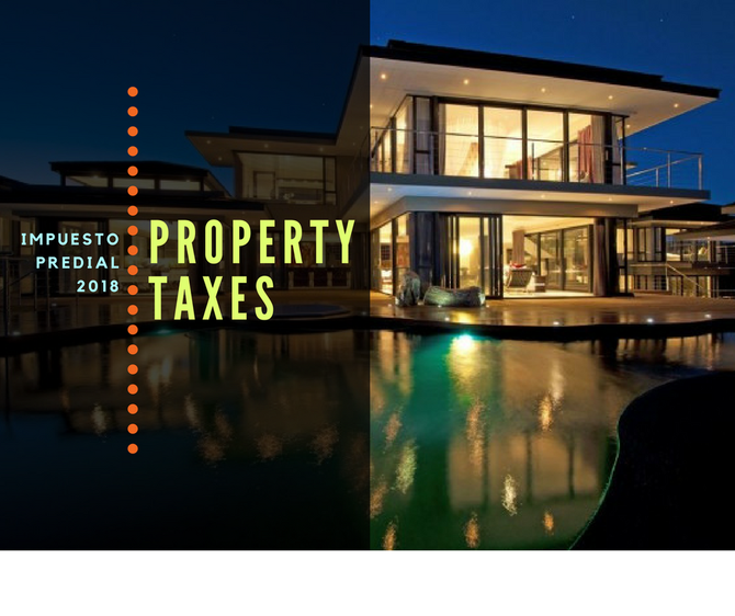 Property taxes 2018