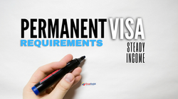 Permanent visa requirements