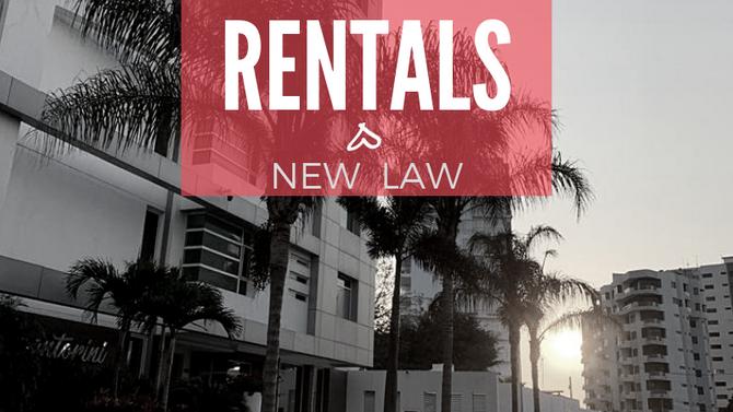 Rentals Ecuador New Law (2019)