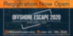 EcuaAssist Offshore Escape 2020 - Escape