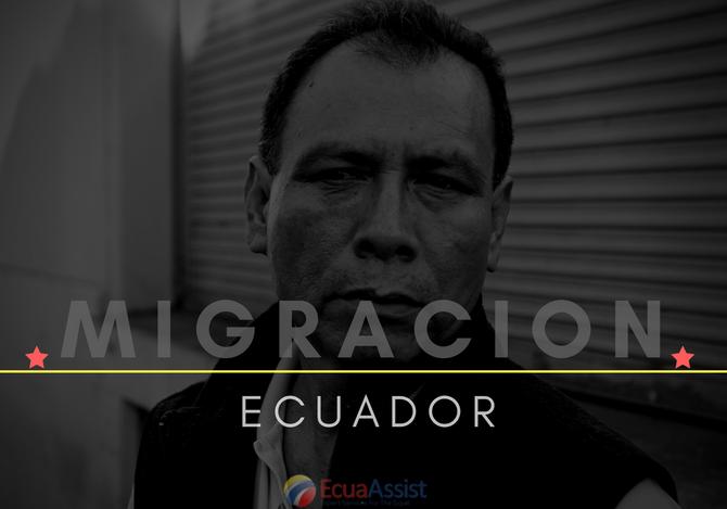 Extranjeros irregulares en Ecuador pueden regularizar su permanencia hasta el 18 de Marzo 2018