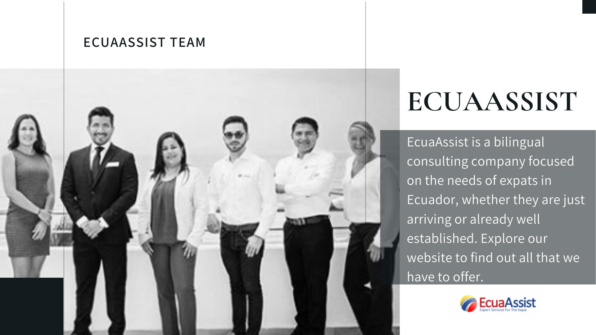 ecuaassist ecuador visas