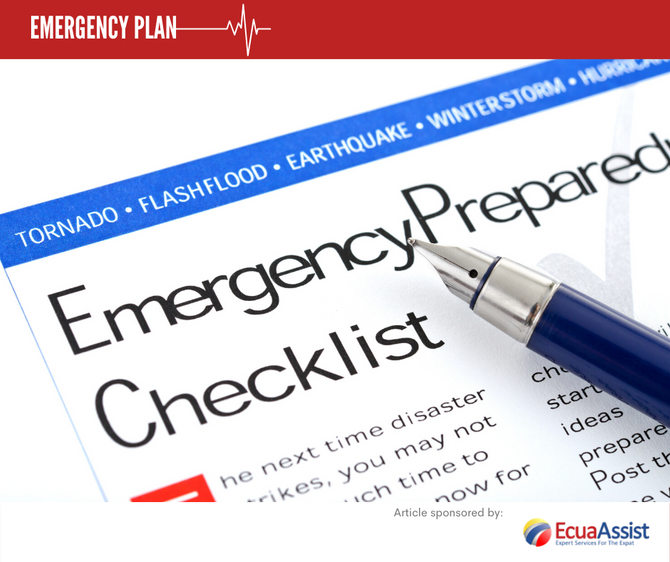Is It Worth it to Plan for an Emergency as an Expat?