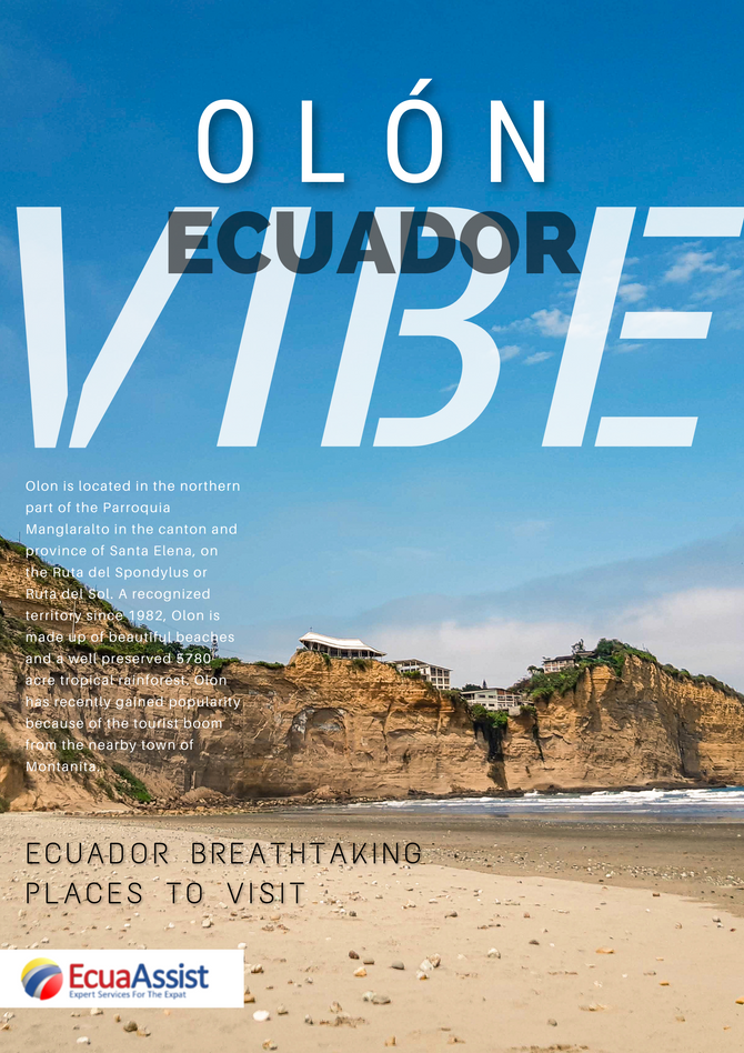 LIVING ECUADOR: OLÓN VIBE