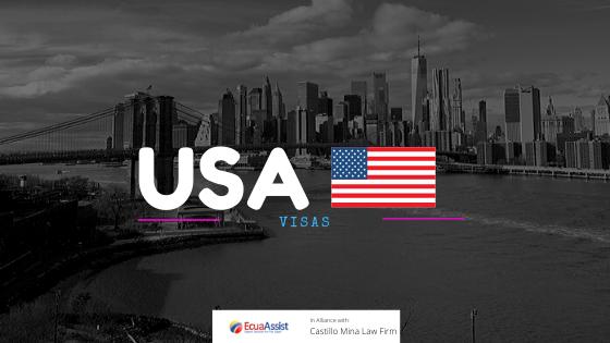 EcuaAssist anuncia su nuevo servicio de visas a los Estados Unidos