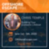 Offshore Escape - Chris Temple - Faceboo