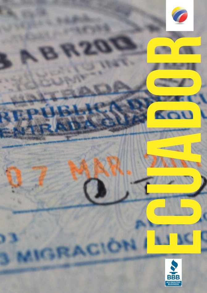 HOW THE 90 DAYS VISA COUNTING AS TOURIST VISITOR WORKS IN ECUADOR? (2020 Updated Information)