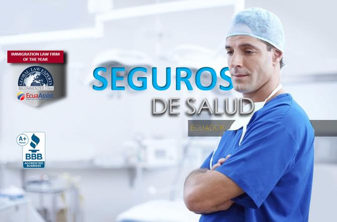 Estas son las compañías de Seguros autorizadas a ofrecer servicios de salud  prepagada en Ecuador