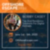EcuaAssist Offshore Escape - Bobby Casey