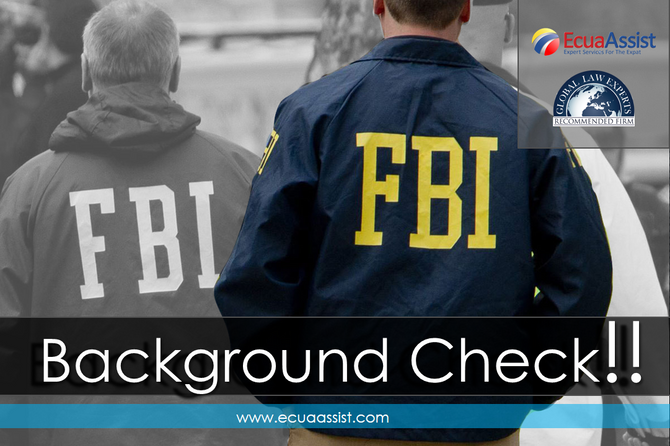 FBI & State Level Background Check for US citizens (June 2016)