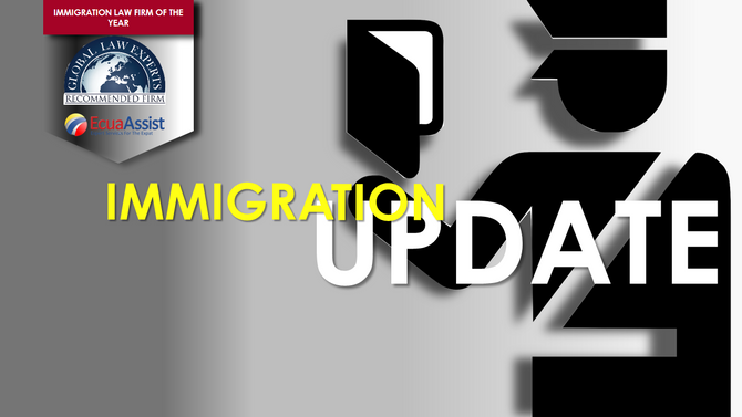 Ecuador implemented an automatic system of immigration control (Airports)