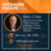Offshore Escape - Mike Cobb - Facebook -