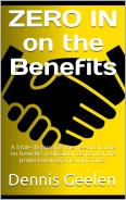 Zero In on the benefits - ebook cover th