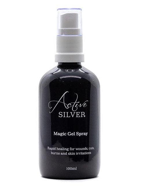 Magic Silver Gel Spray 100ml