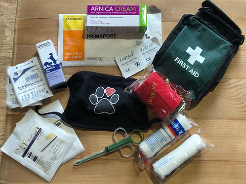 Animal Love Kit - Ready made pet first aid kit