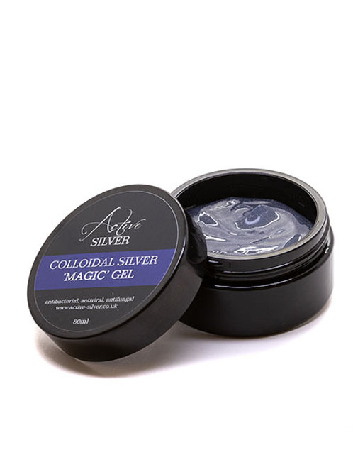 Colloidal Silver Magic Gel