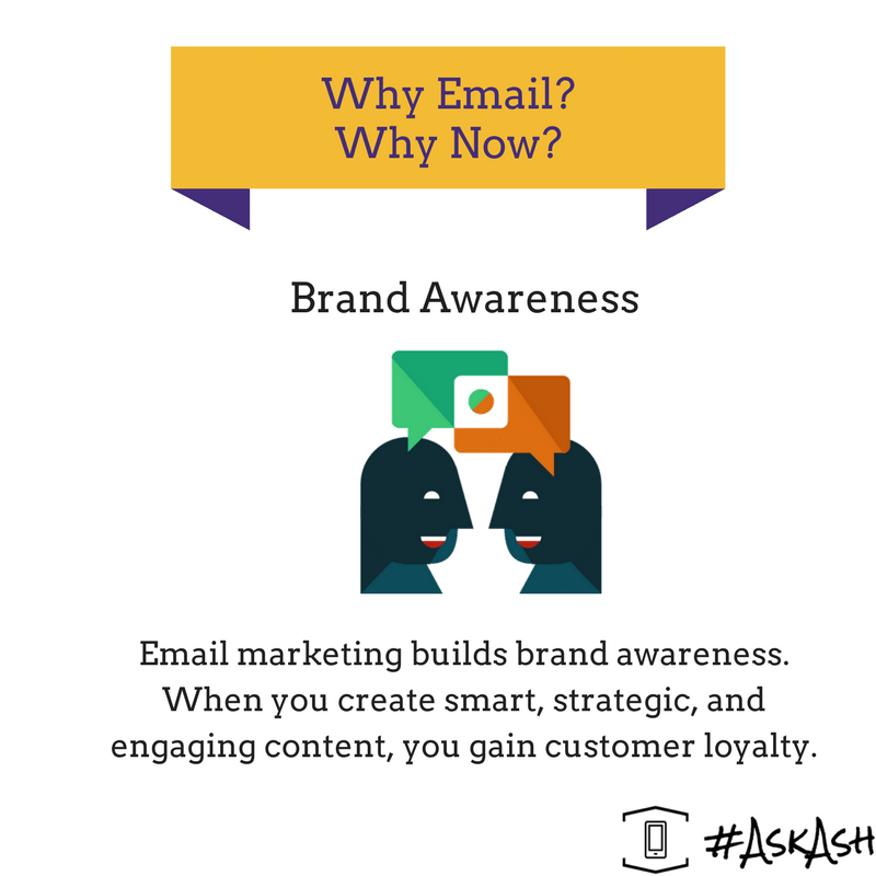 Emails can enhance your brand