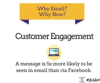 Why Email? Why Now? - Customer Engagement (Part 3)