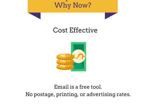 Why Email? Why Now? - Cost Effectiveness (Part 2)