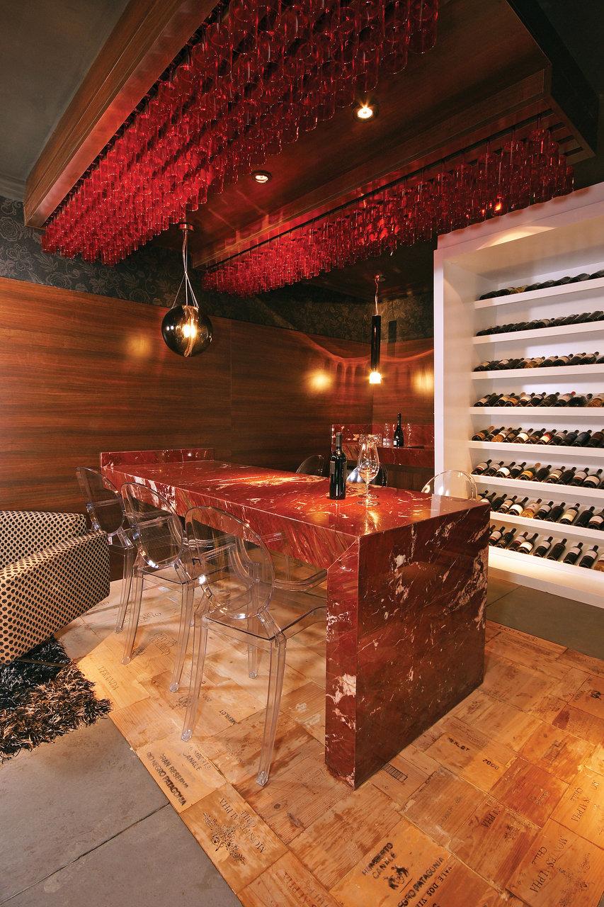 Adega / Wine Bar - Casa Cor