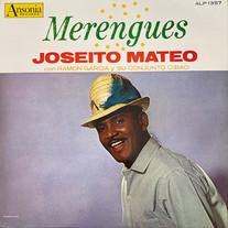 Joseito Mateo con Ramón García y su Conjunto Cibao / Merengues