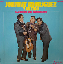 Johnny Rodriguez Y Su Trio / Album De Los Recuerdos, Vol. 2