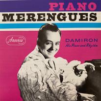 Damirón / Piano Merengues, Vol. 1