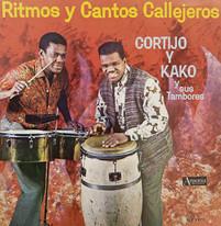 Cortijo y Kako y sus Tambores / Ritmos y Cantos Callejeros