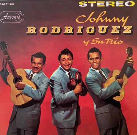 Johnny Rodriguez Y Su Trio / Johnny Rodriguez Y Su Trio Vol. 1