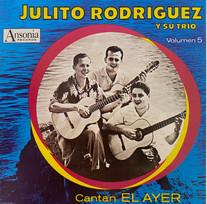 Julito Rodriguez Y Su Trio / Vol. 5