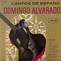 Domingo Alvarado / Cantos de España