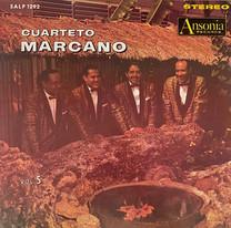 Cuarteto Marcano / Canciones Inolvidables Vol. 5