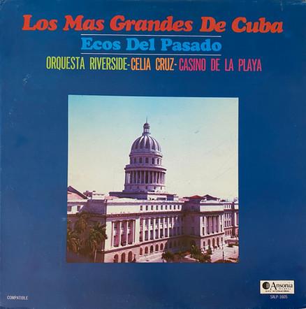 Various Artists / Los Mas Grandes De Cuba