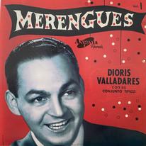 Dioris Valladares con su Conjunto Tipico / Merengues