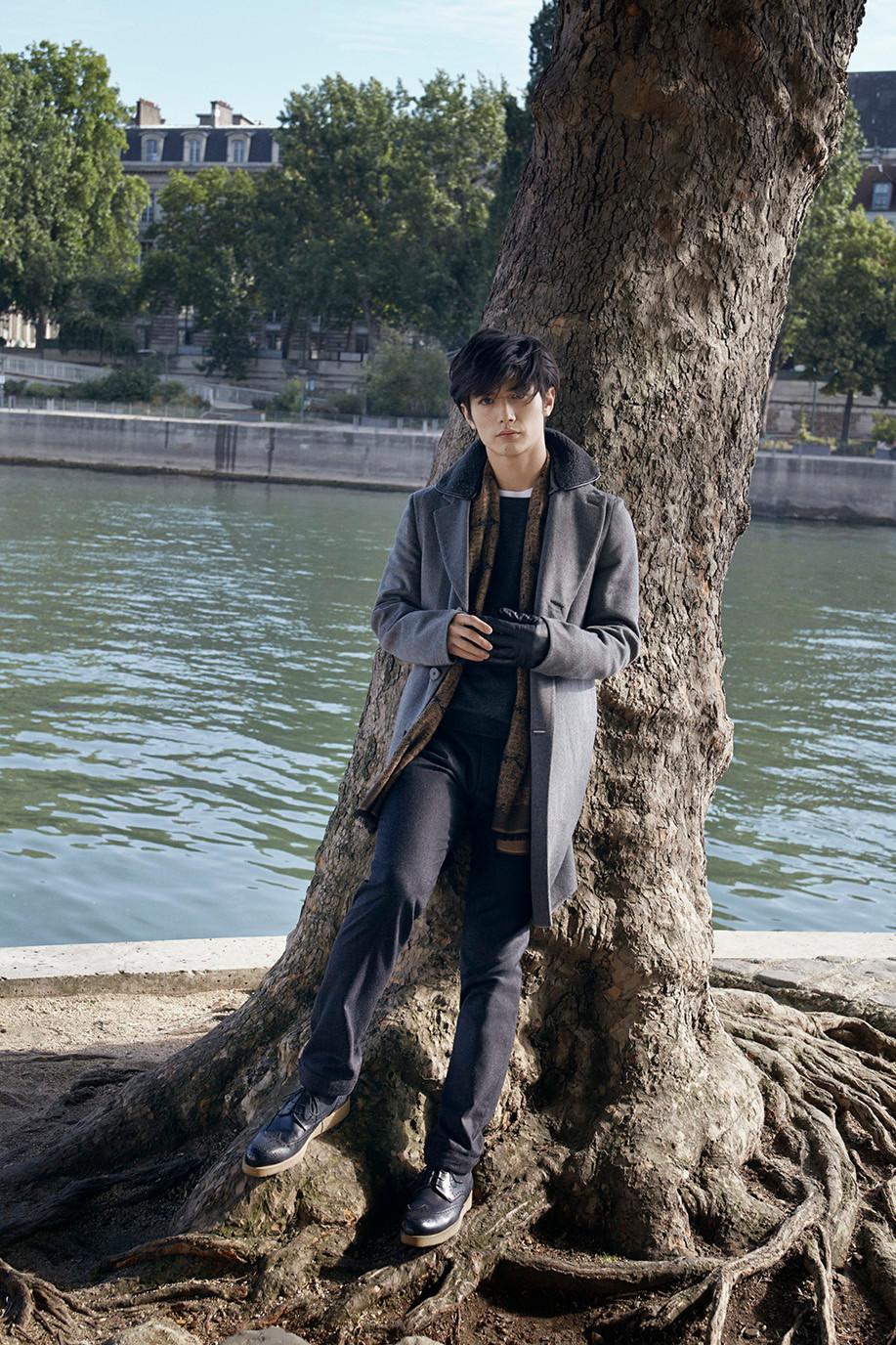 Haruma Miura/Louis Vuitton GQ