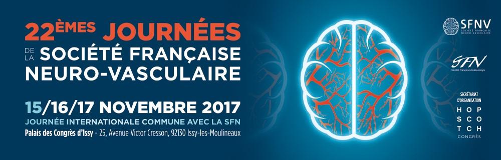22èmes Journées de la Société Française de Neuro-Vasculaire