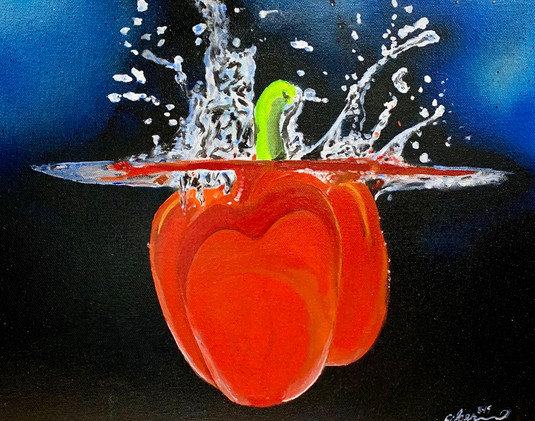 Red Pepper Splash
