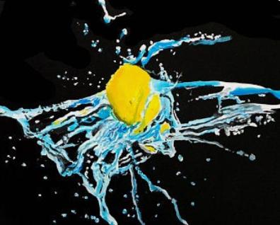 Splash Of Lemonade Please